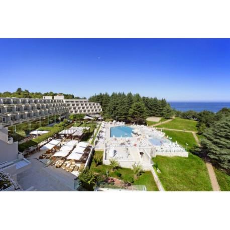 Hotel Laguna MEDITERAN*** - Poreć