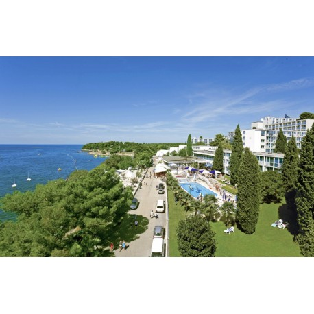 Hotel ZORNA*** ALL INCLUSIVE - Poreć