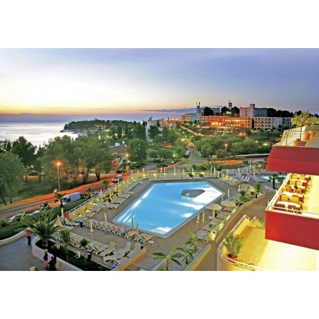 Hotel ALBATROS**** Plava Laguna - Poreć
