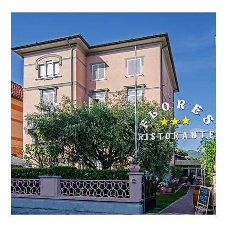 Hotel VILLA FLORES*** - Marina di Pietrasanta